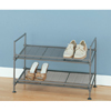 2 Tier Mesh Shoe Rack 97062(OIFS)