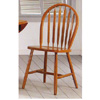 Spiced Oak Arrow Back Chair 9814 (WD)
