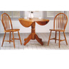 3 Pc. Dinette Set 9855/9814 (WD)