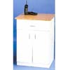 24 In. Deep Insulated Metal Base Cabinet B2424 (ARC)