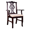 Solid Beech Wood Arm Chair BSD-36A(AZFS)