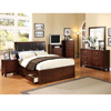 Enrico Four Drawer Platform Bed CM7067(IEM)