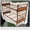 Commercial Grade Platinum Series Bunk Bed PL3_0-750/800(ABM)