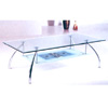 Glass Top Coffee Table F5417 (TMC)