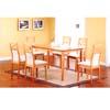 5 Pcs Solid Wood Dinette Set F5445/F5508(TMC)