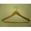 Gemini-concave suit hanger w/lock bar GMC8809 (PM)