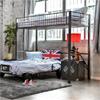 Born Racer Metal Twin Loft BedIDF-BK719(FAFS)