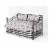Jolie Black Daybed Ensemble JOB80JQ400 (LP)