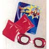 Goggles & Arm Ring Set L00808 (LB)