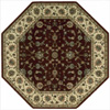 Persian Arts Burgundy Rug 14321855(OFS153)