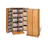 Mission Style Locking Media Storage OVM-0658 (PP)