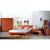 Cherry Finish Bed With Drawers P103 (PK)