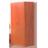 2-Door & 4-Drawer Wardrobe P316 (PK)
