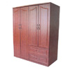 Pandora 4 Door Wardrobe PAN4203 (HS)