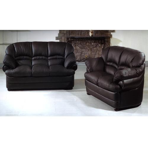 Leather Sofa Set S258-B (PK)