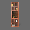 Narrow Shelf Stand With Small Cabinet SB-312(ACE)
