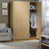 3 Door Wardrobe ST104124G(CSNFS306)