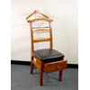 Manchester Chair Valet, Light Walnut VL16123 (PMFS)