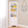 Elite Single-Door Corner Pantry Cabinet (PPFS)