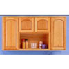 Wall Cabinet In Oak Finish WW6030 (ARC)