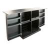 Steamer Bar Cabinet WX16543 (PMFS)