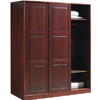 Solid Wood 3 Sliding Door Wardrobe 567_(PI)