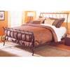 Palazzo Bed in Gun Metal B4122 (FB)