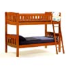 Castle Twin/Twin Bunk Bed (J&M)