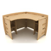 47 In. Corner Desk CDB-110_ (LF)