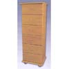 Solid Wood 6-Drawer Chest CH-L(AI)