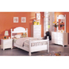 White Finish Bedroom Set CM7018_ (IEM)