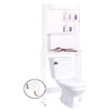 Bathroom Rack ES-218-WH (E&S)