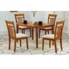 5 Pc Dining Set Shaker (P)
