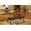3 Pc Coffee & End Table Set F3040 (PX)