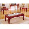 3 Pc Coffee/End Table Set F3066 (PX)