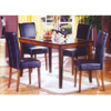 5 Pc Dining Set  CM3700T/CM3099C-PU (IEM)