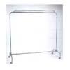 Commercial Grade Portable Garment Rack CR-50W (WH)