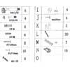 Parts List - Page 1
