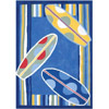Rug KI002 Azure Blue (HD) Kidz Collection