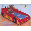 Twin Car Bed in Red LC-918 (DS)