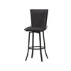 Vinyl Back Counter Stool 24 In. 02726MTL(LN)(Free Shipping)