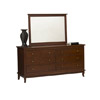 Armoire Bedroom Six Drawer Dresser 73050C152-AB-KD-U (LN)