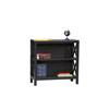 Anna Collection 3 Shelf Bookcase 86104C124-01-KD-U (LN)
