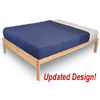 Nomad Platform Bed (Unfinished) 79_(KDFS)