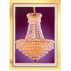 Diamond Prism Accents Chandelier PT-3228-10 (HT)