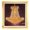 Gold Plated Crystal Chandelier PT-3251 (HT)