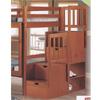 Solid Wood Free Standing Step Storage 4071_(PIFS)