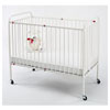 Folding Portable Crib FC500 (WH)
