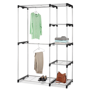 Double Rod Freestanding Closet 007408624(WFS45)