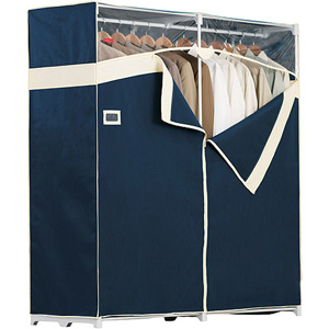 Portable Closet Heavy Duty 60 In Garment Closet 007438318 Wfs30